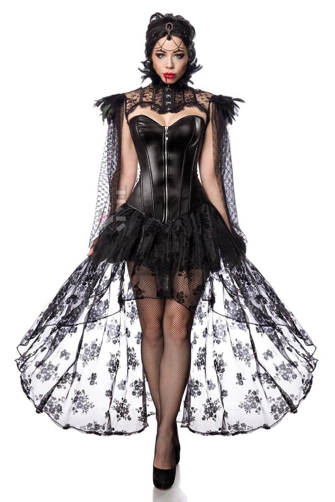 Обруч с подвесами Vampire Queen, 3
