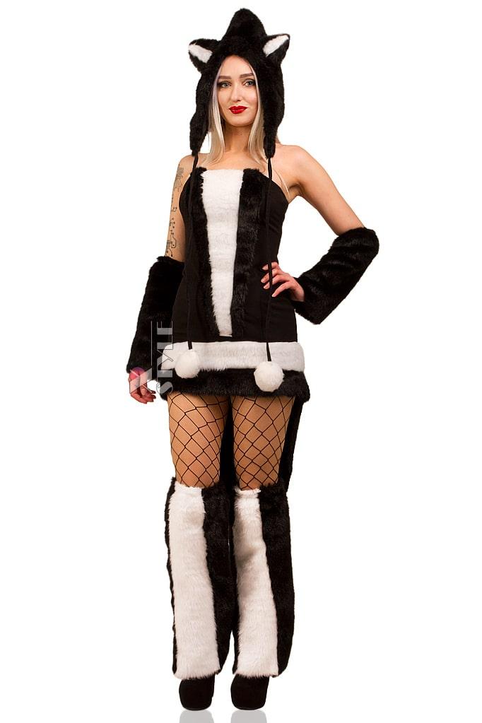 Карнавальный костюм Панда X8055, 11