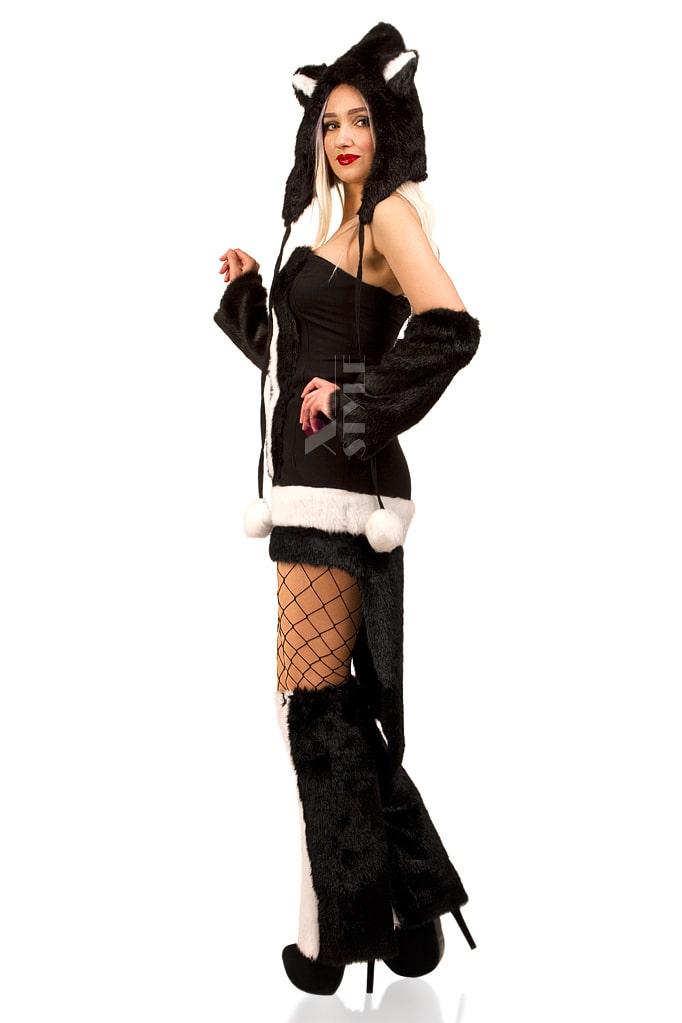 Карнавальный костюм Панда X8055, 3