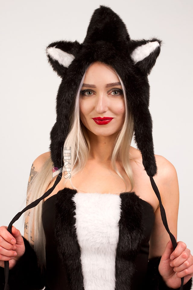 Костюм сексапильной панды X-Style, 3