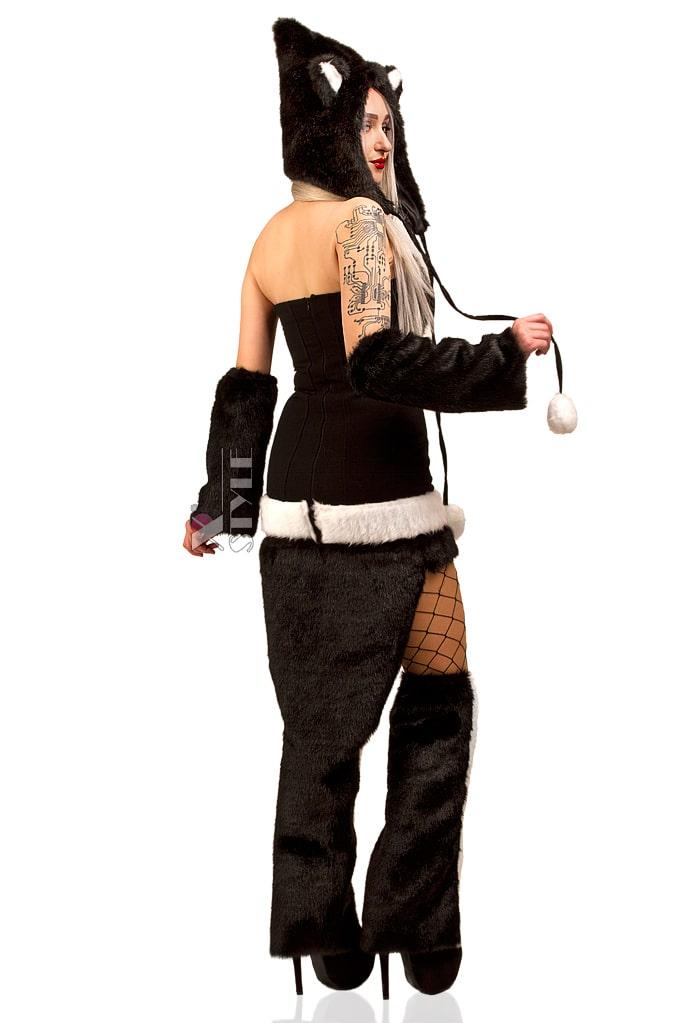 Карнавальный костюм Панда X8055, 5