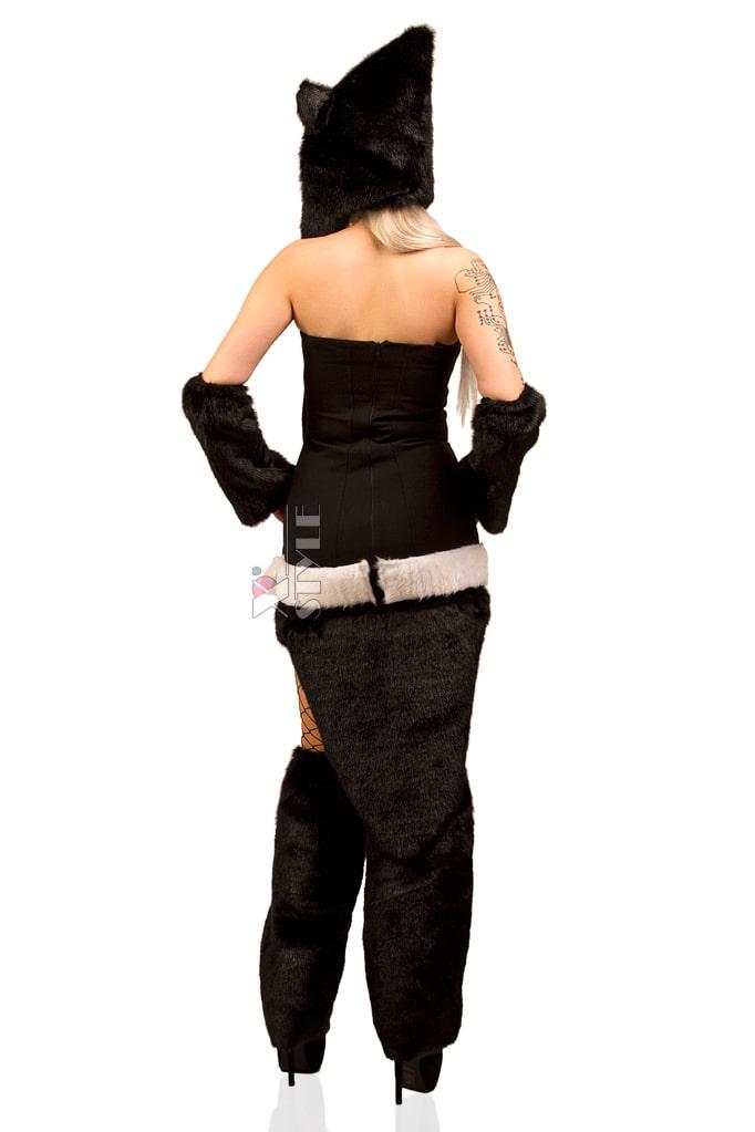 Карнавальный костюм Панда X8055, 7