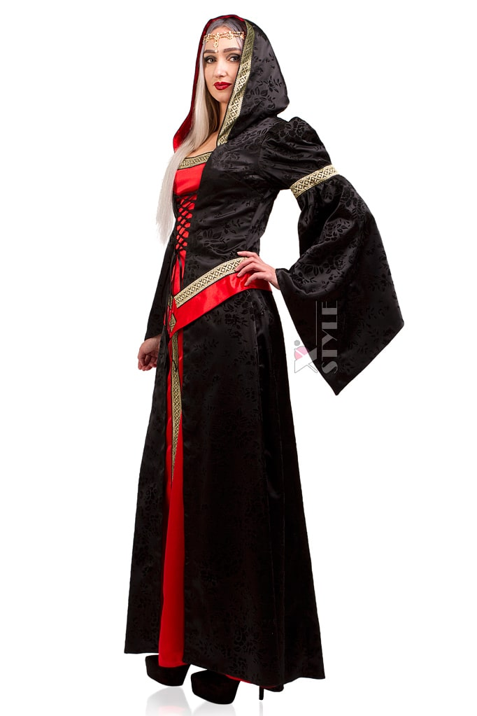 Костюм Франческа (платье, диадема), 5