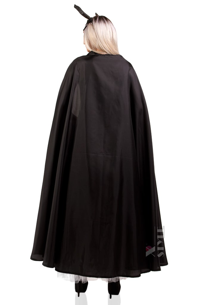 Костюм Demoniq (корсет, юбка, головной убор, мантия), 7