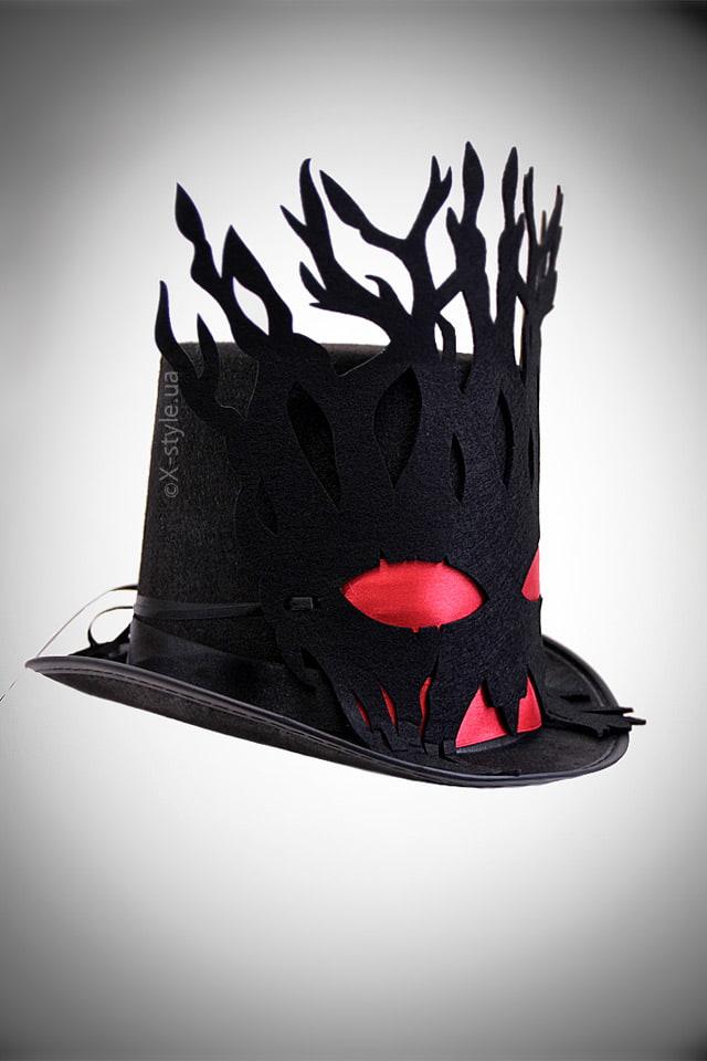 Карнавальная женская шляпа Scary Forest, 5
