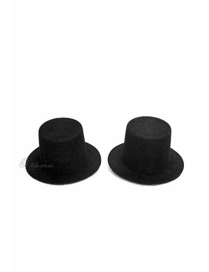 Черные шляпки (2 шт), 3