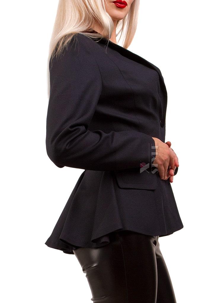 Пиджак с глубоким декольте X-Style, 11