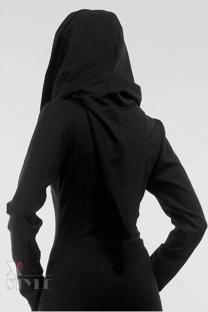 Кардиган с удлиненным капюшоном X-Style, 3