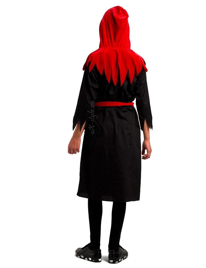 Детский карнавальный костюм Палач X006, 3