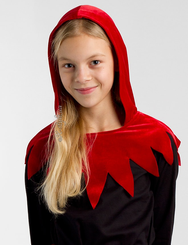 Детский карнавальный костюм Палач X006, 5
