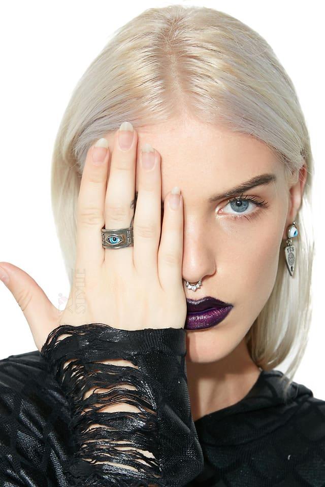 Кольцо Ouija Eye AG215, 3