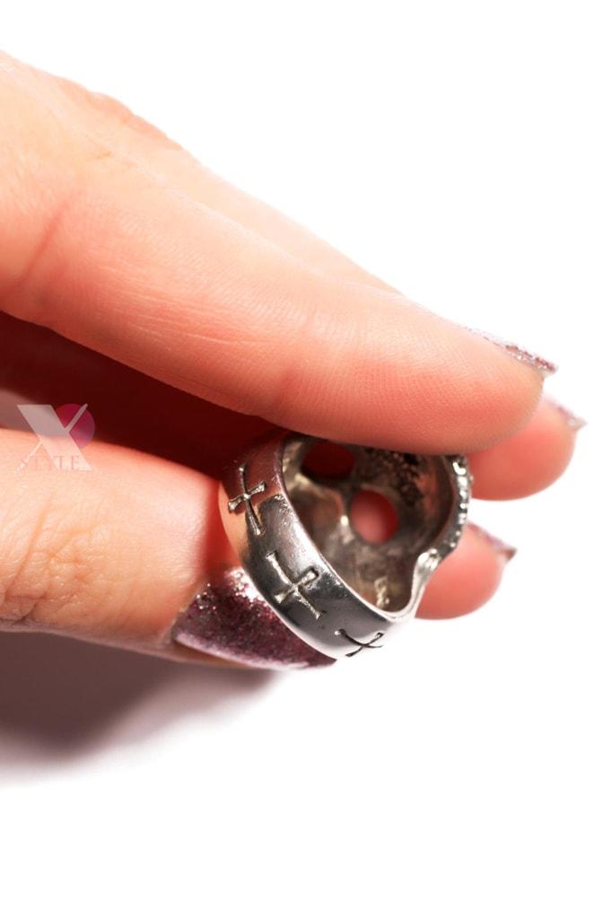Кольцо-череп Victoria's Glad-Rocks, 3