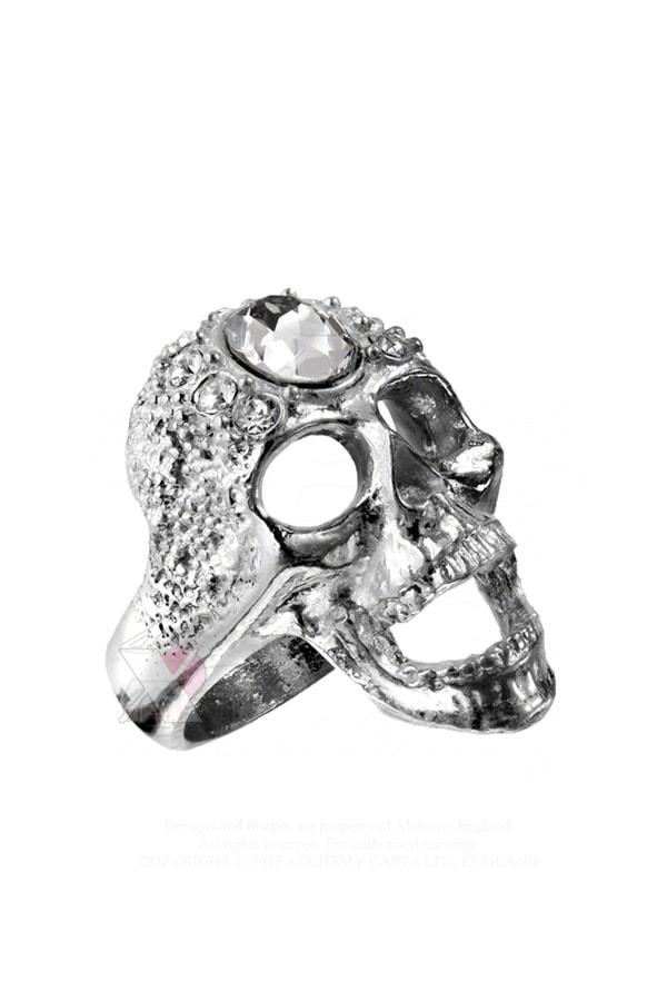 Кольцо-череп Victoria's Glad-Rocks, 5