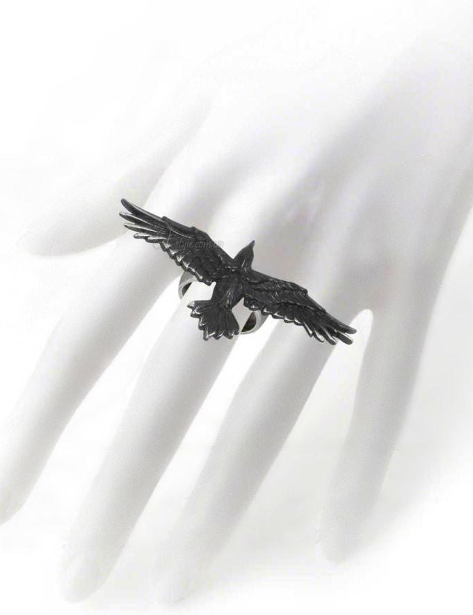 Кольцо Black Consort, 9