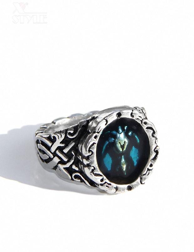 Перстень Dragons Celtica (ручная работа), 3