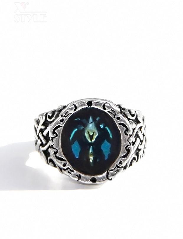 Перстень Dragons Celtica (ручная работа)