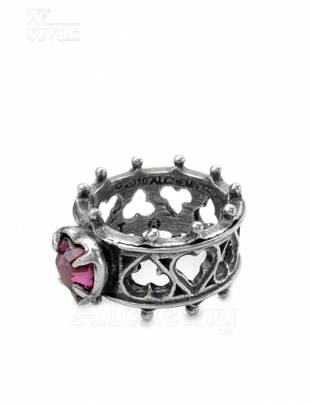 Кольцо Elizabethan, 5