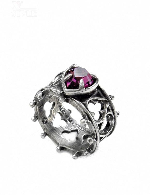 Кольцо Elizabethan, 3