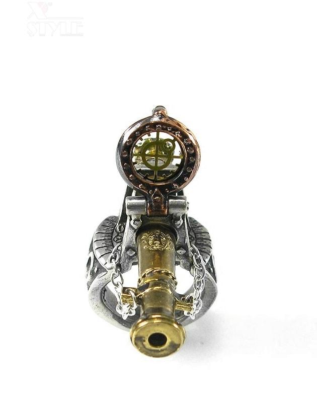 Кольцо Capt. Blakelys Discreet Canno-Digitus, 5