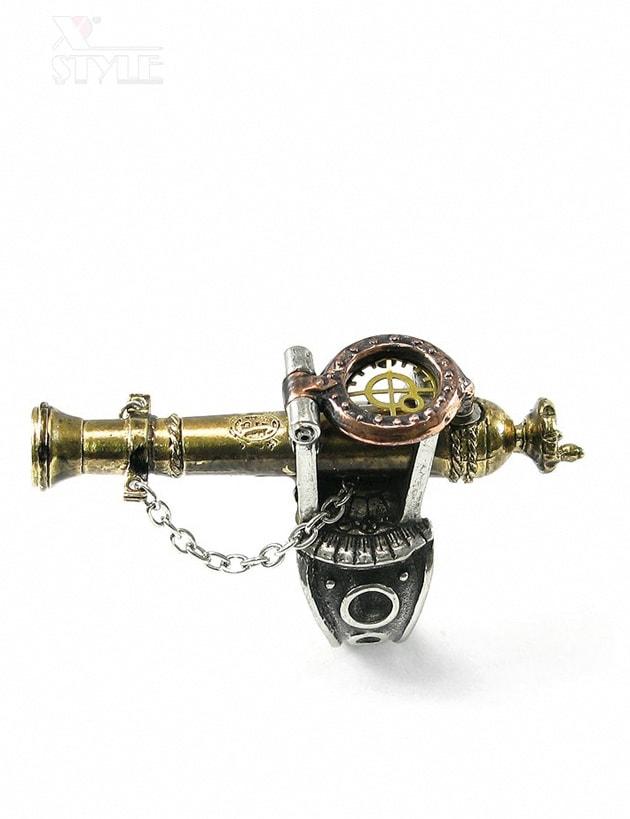 Кольцо Capt. Blakelys Discreet Canno-Digitus, 3