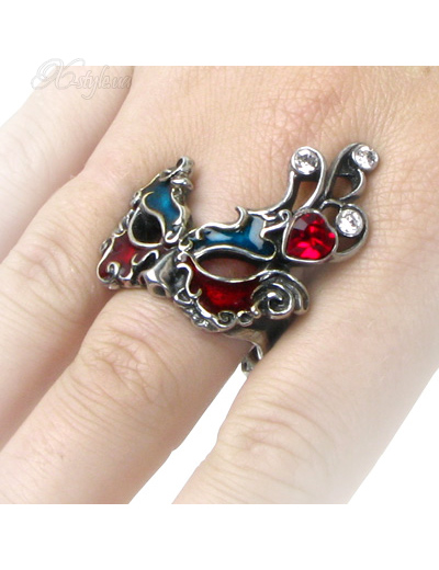 Кольцо Venetian Vanity, 3
