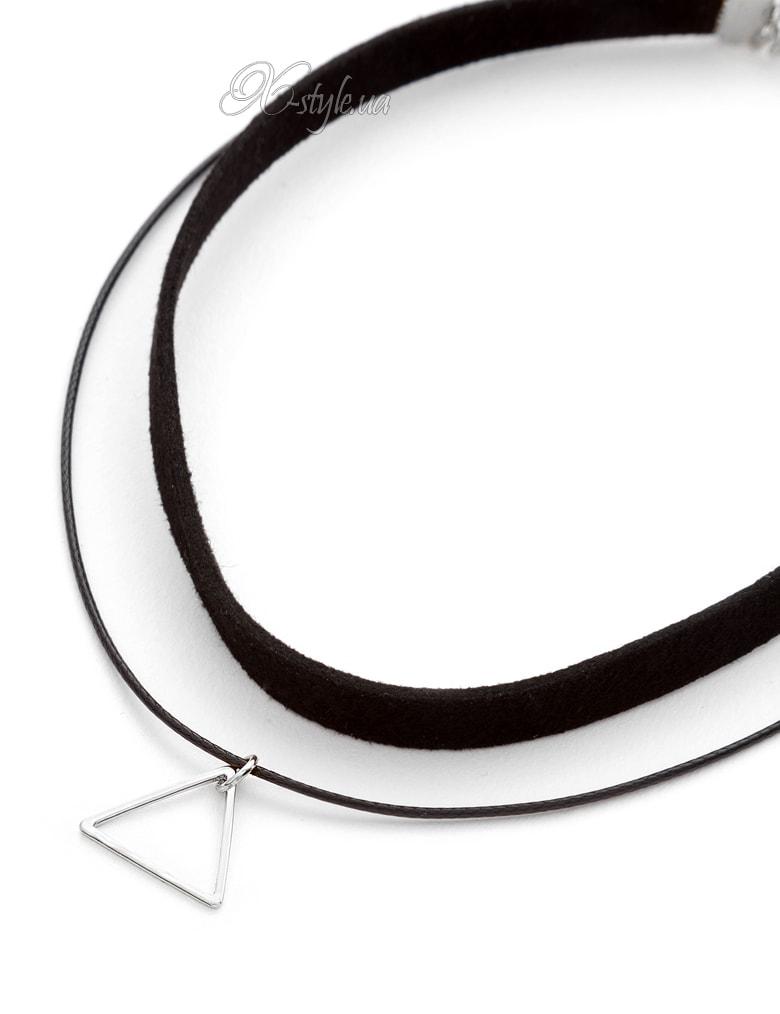 Ожерелья-чокеры (комплект 2 шт), 5