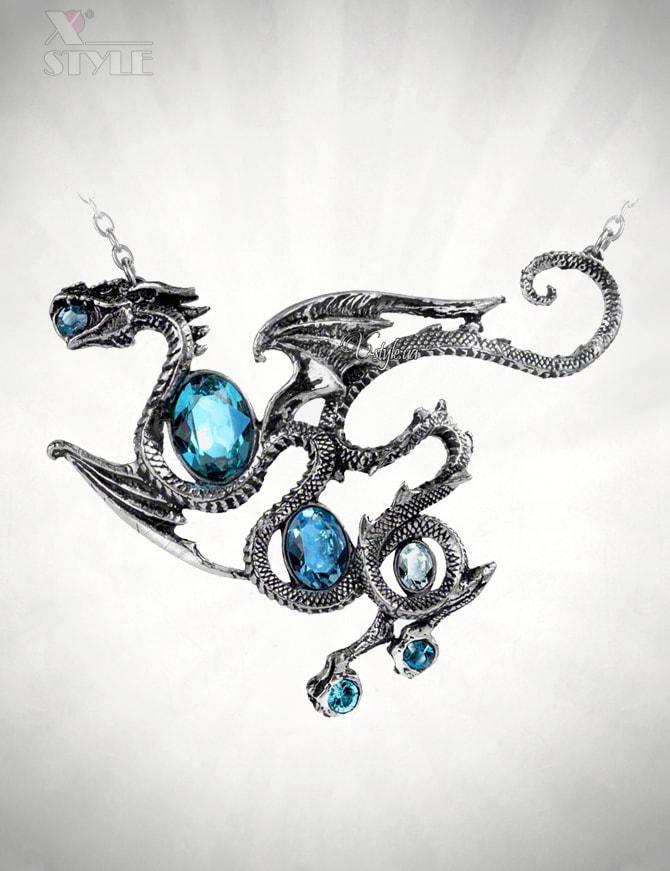 Колье Aqua Dragon, 3