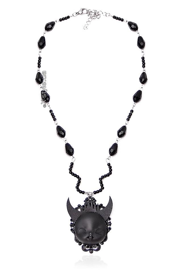 Ожерелье Black Demon XJ6216