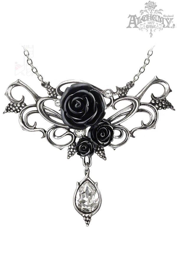 Колье Bacchanal Rose