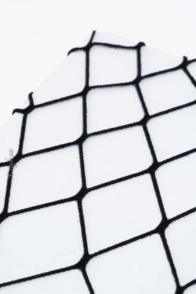 Колготки в крупную сетку Xstyle Accessories, 3