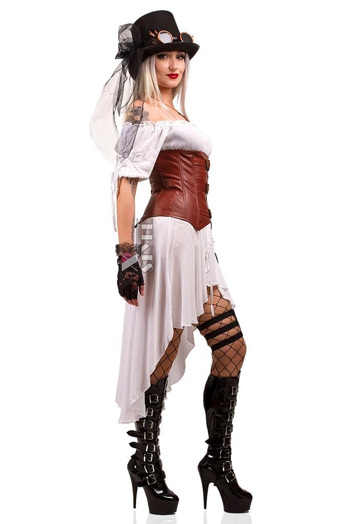Корсет Steampunk Pirate X163, 5