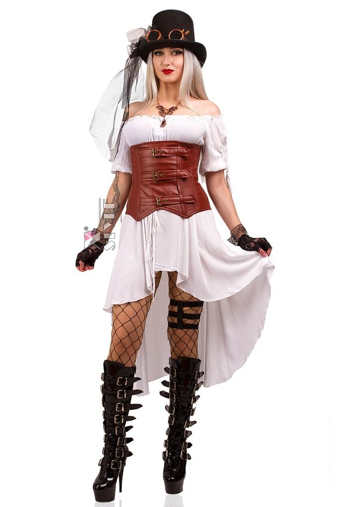 Корсет Steampunk Pirate X163, 9