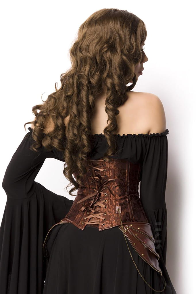 Корсет Steampunk Brocade A1156, 3