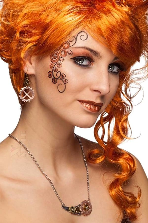 Кулон Steampunk XT jewelry, 3