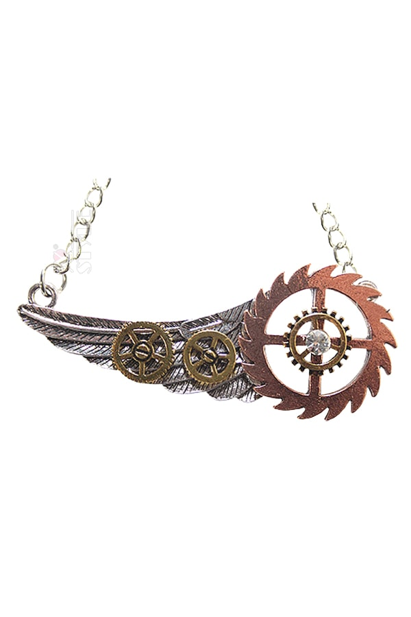 Кулон Steampunk XT jewelry, 5