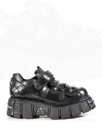 Кожаная мужская обувь New Rock