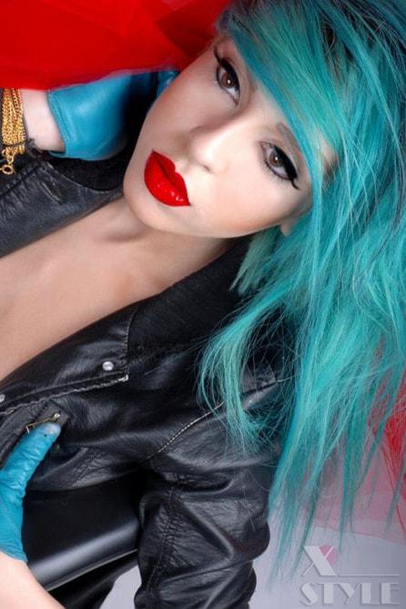 Крем-краска Atomic Turquoise, 15