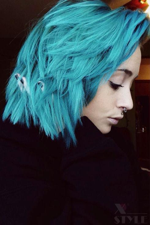 Крем-краска Atomic Turquoise, 5
