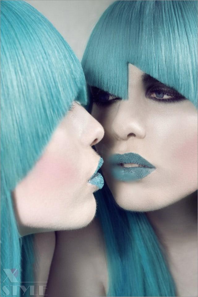 Крем-краска Atomic Turquoise, 11