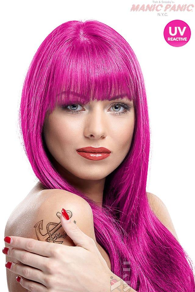 Краска Manic Panic Hot Hot Pink