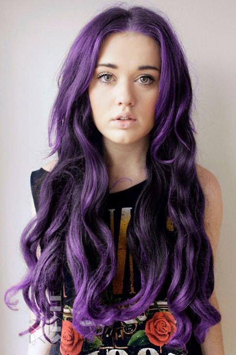 Краска для волос Purple Haze, 13