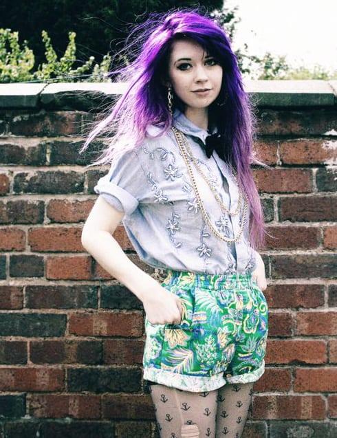 Краска для волос Ultra Violet, 11
