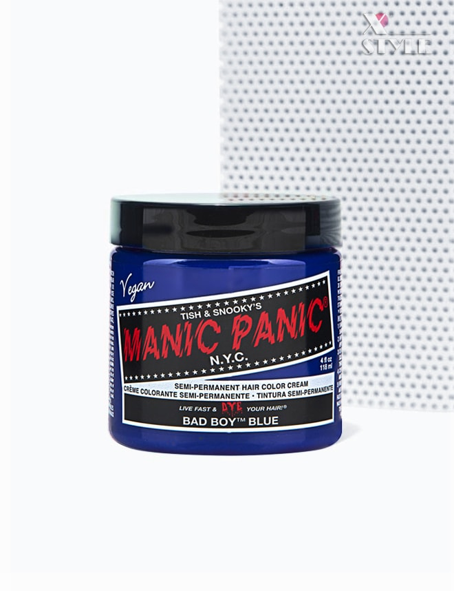 Краска Manic Panic Bad Boy Blue, 3