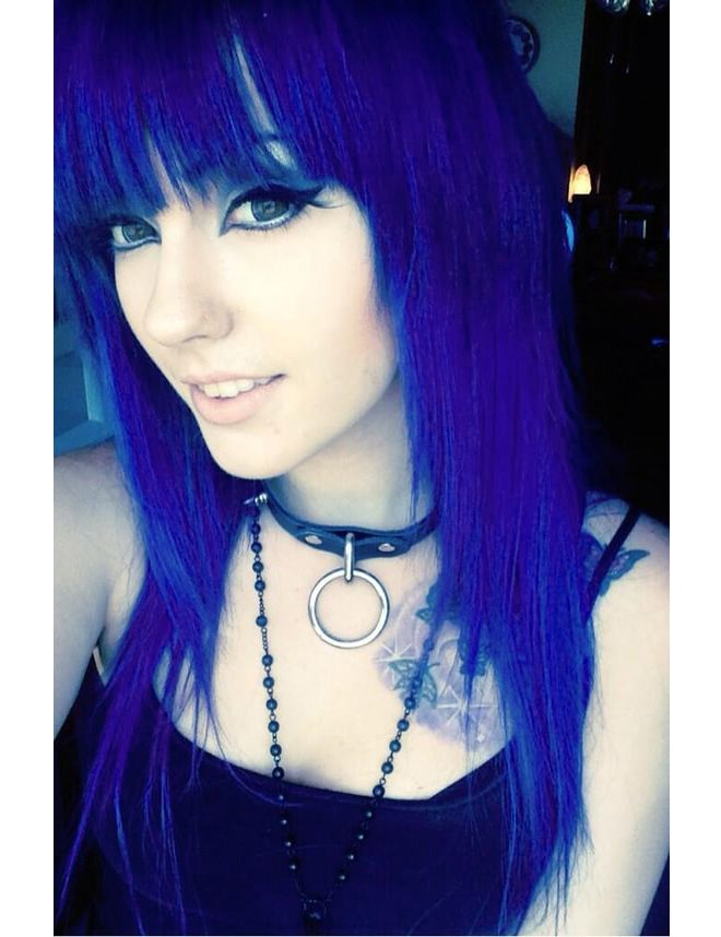 Краска Manic Panic Shocking Blue, 7