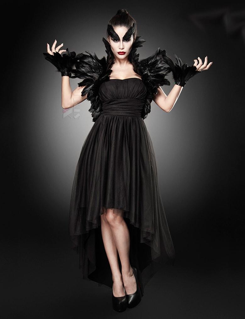 Карнавальный костюм Witch Crow, 5
