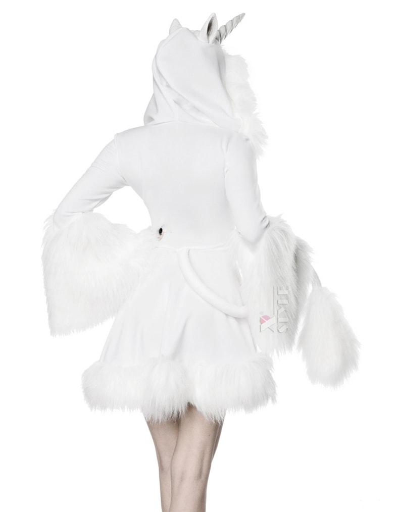 Карнавальный женский костюм Единорог M8023, 9