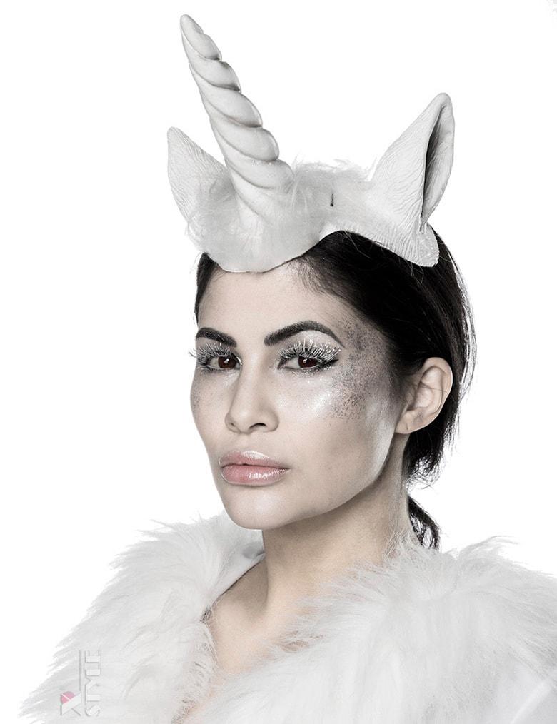 Карнавальный женский костюм Единорог M8023, 7