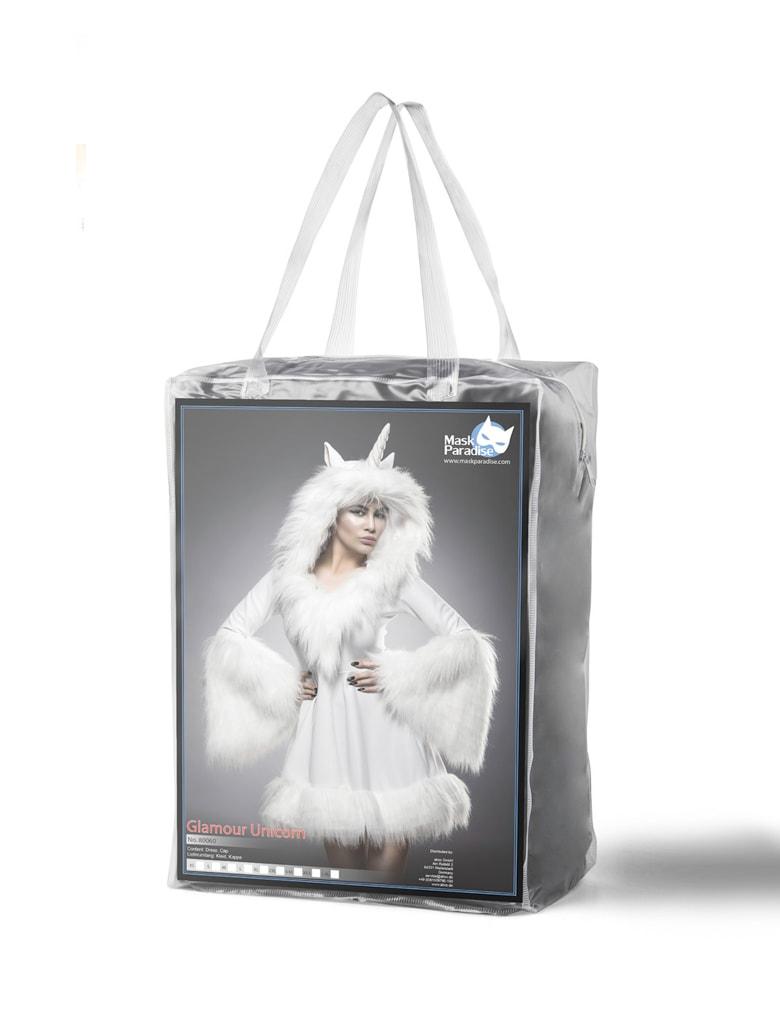 Карнавальный женский костюм Единорог M8023, 3