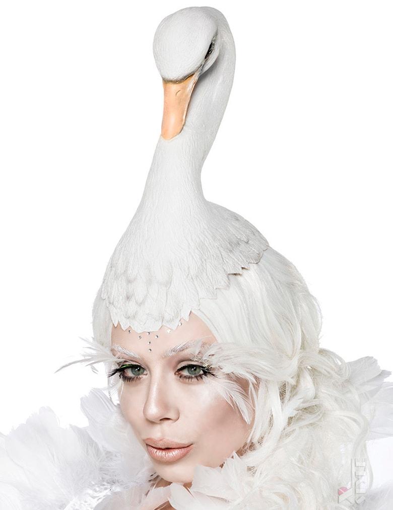 Костюм белого лебедя Mask Paradise, 3