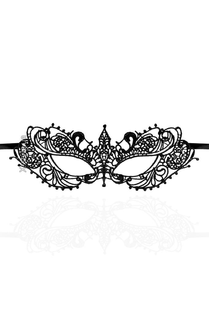 Ажурная маска Бабочка A1041, 3
